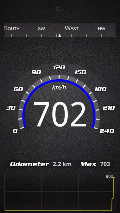 GPSを使った速度計測アプリ「SpeedView」 - 週刊アスキー